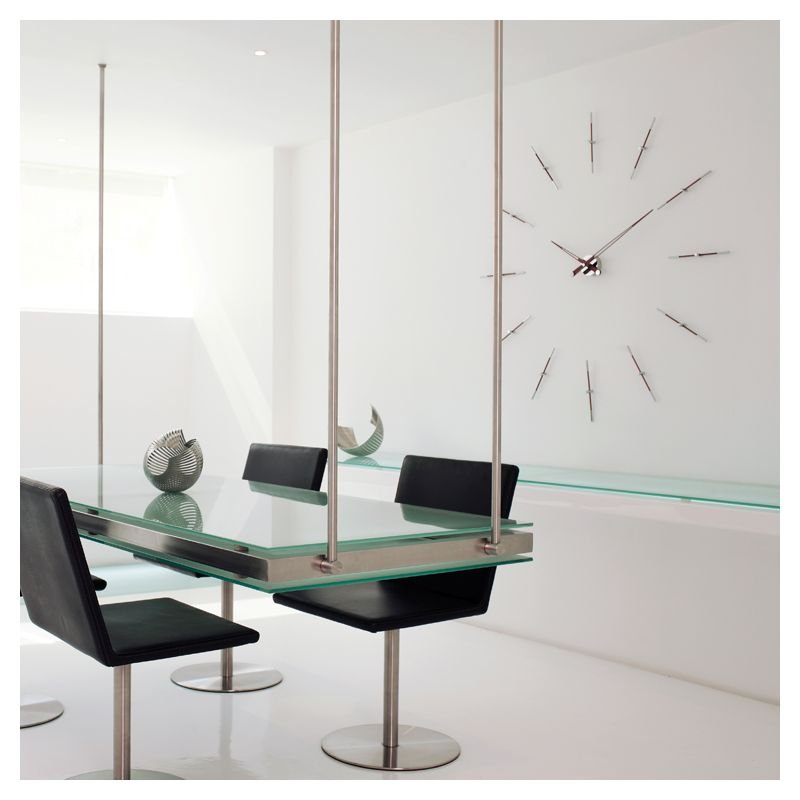 horloge murale merlin n nomon myclubdesign. Black Bedroom Furniture Sets. Home Design Ideas